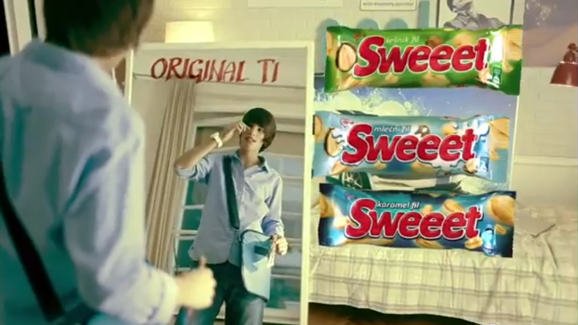 Sweet reklama Original ti orginal video snimak