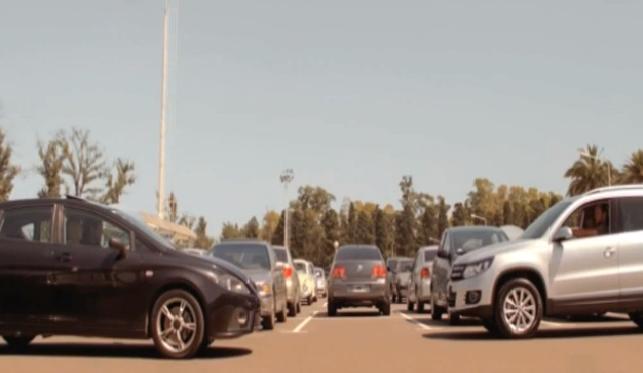 volkswagen duel reklama