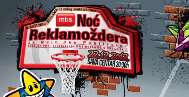 noć reklamozdera 2012