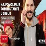 M:tel tarife: U Srbiji kao kod kuće