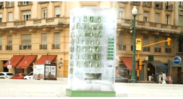 7Up - Ledeni automat za sokove