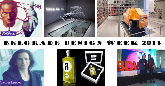 belgrade design week 2013 0