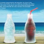 Ledena flašica – Coca Cola