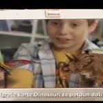 Kraš Dinosauri – 3D igra životinjskog carstva