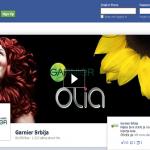 Studija slučaja – Facebook LOX kampanja za Olia boje za kosu – Garnier-  Web media agency