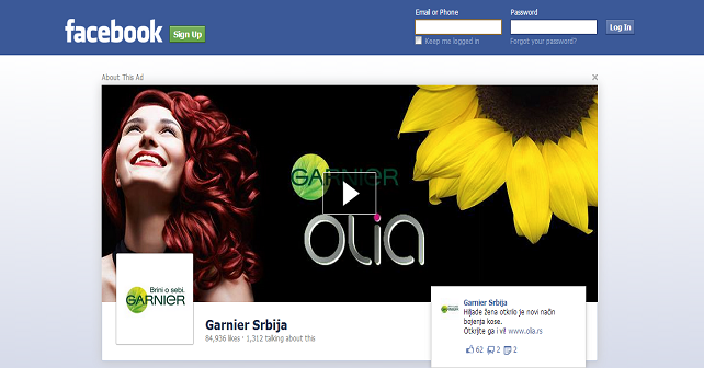 LOX Srbija Reklama
