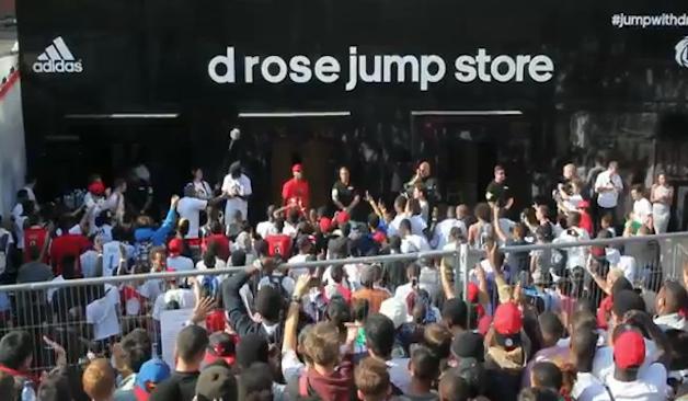 Skoci za D.Rose