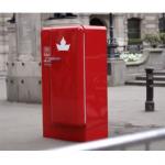 Frižider samo za Kanađane – Molson pivo