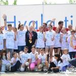 Zorana Arunović zatvorila P&G sportski kamp na Avali