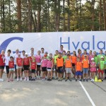 Dragutin Topić posetio P&G sportski kamp na Avali