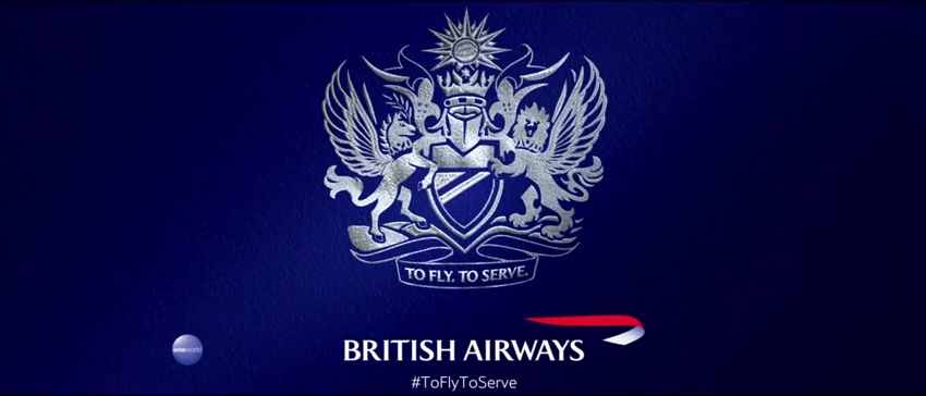 British Airways Advert 2013 Today. Tomorrow.