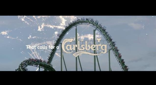 Carlsberg - Rolercoster
