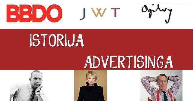 istorija advertisinga