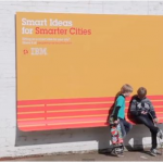 Najbolja reklama iz spoljašnjeg oglašavanja (OOH) za 2013 – IBM's Smarter Ideas for Smarter Cities