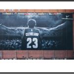 Kralj se vratio kući – LeBron James – Together with Nike