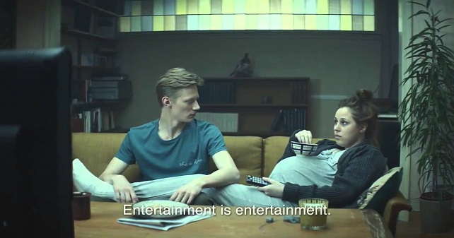 Jarlsberg reklama