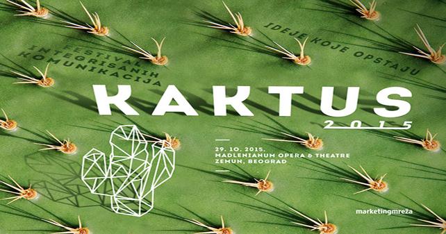 Marketing nagrade Kaktus