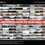 """140 neponovljivih TV reklama uživo mts 4G – """"Pokrivamo Srbiju da biste je vi otkrili"""""""