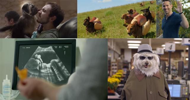 Super Bowl 50 reklame
