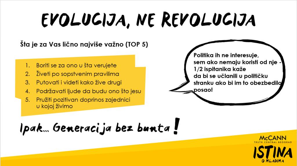 stina o mladima_Evolucija, ne revolucija