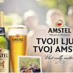 "Amstel Premium Pilsener TV reklama 2016 – ""Tvoji ljudi, tvoj Amstel"""