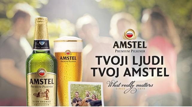 Amstel reklama 2016