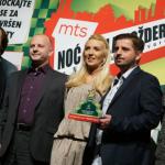 mts Noć Reklamoždera 2016- Izabrana naj reklama godine
