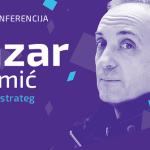 Lazar Džamić na Webizu: Inovacija je emigracija