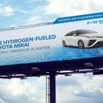Toyota: Bilbord budućnosti