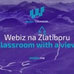 Webiz edukacija na Zlatiboru: Učionica sa najboljim pogledom!