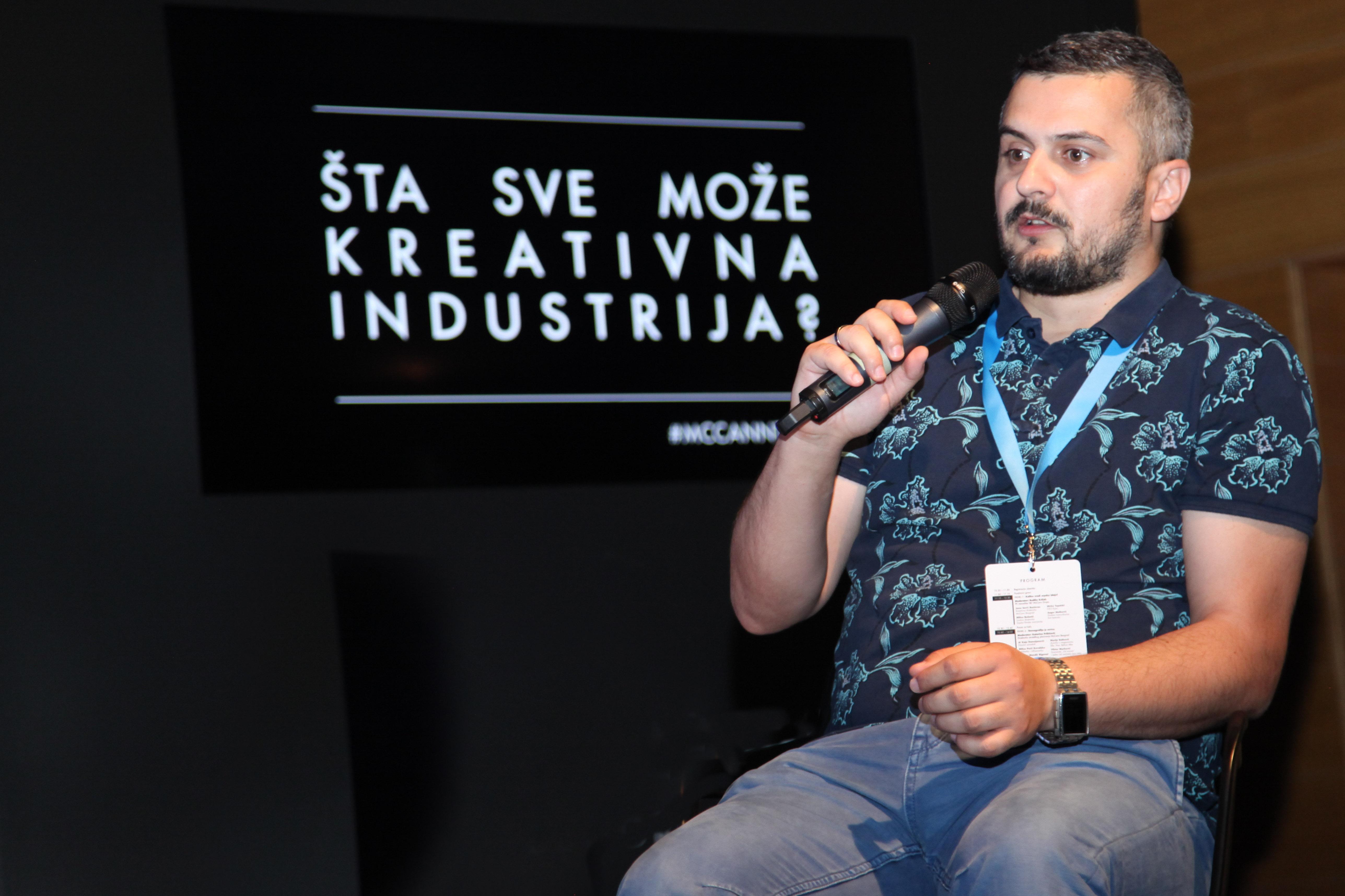 Sagor Mešković, direktor komunikacija Exita
