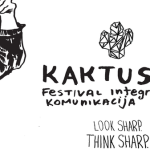 LOOK SHARP. THINK SHARP. – Otvoren konkurs za nagrade #kaktus2017!