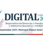 """Ministri Vukosavljević i Ružić i ambasadorke Australije i Izraela otvaraju """"Digital 2017"""""""