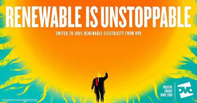 OVO Energy campaign