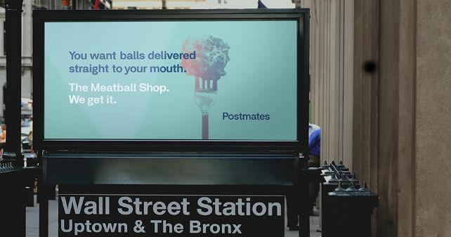 Postmates Meatballs
