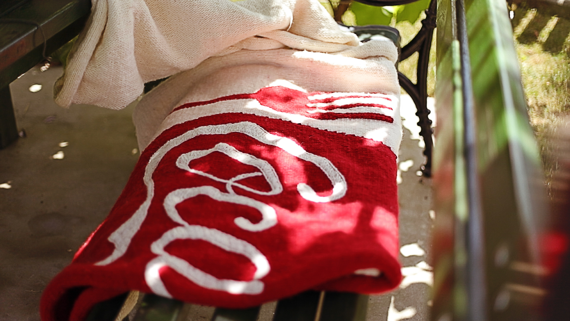 tkani Coca-Cola bilbord