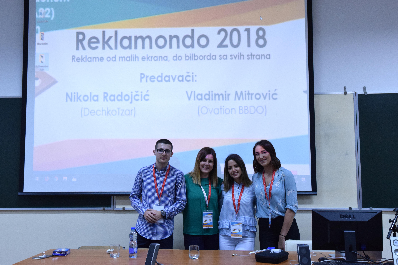 Reklamondo 2018 organizatori