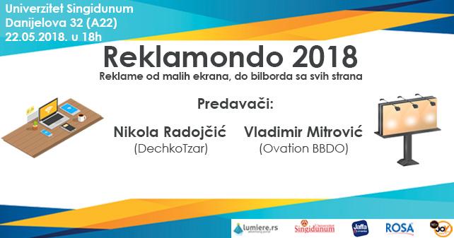 Reklamondo 2018