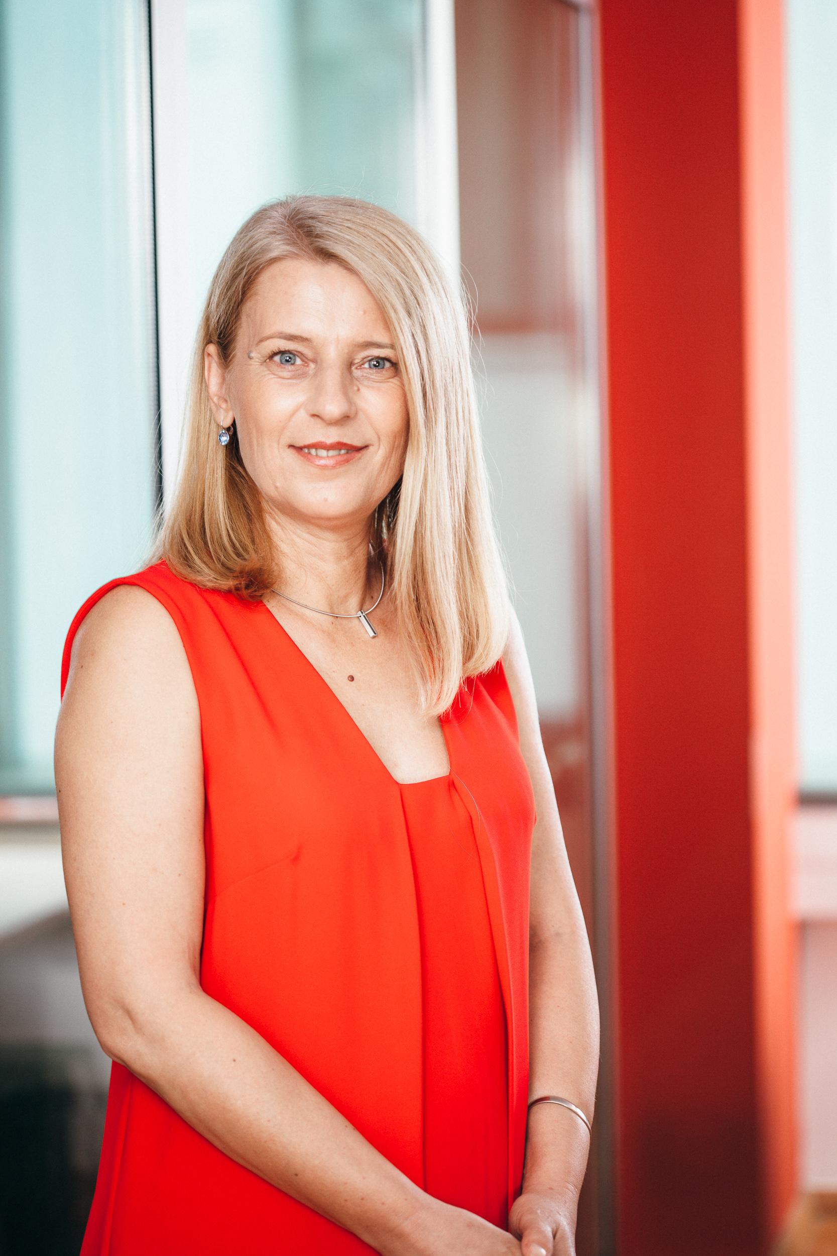 Roza Petrovska, direktorka UM Skopje