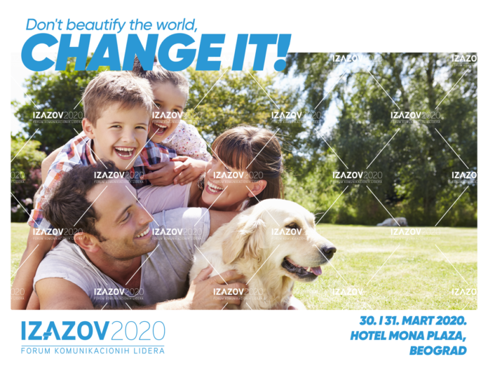 Izazov 2020 - Forum komunikacionih lidera